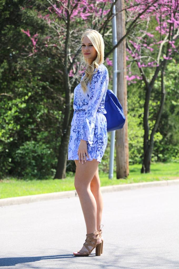 Blue Dress Outfits 2018