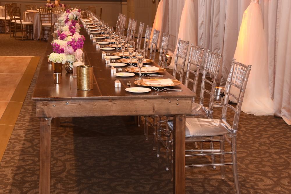 wedding reception inspo