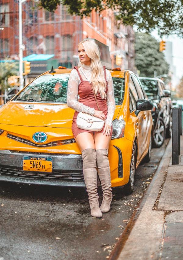 Fall NYC Streetstyle