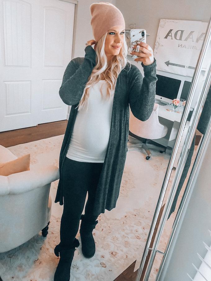 leggings when pregnant