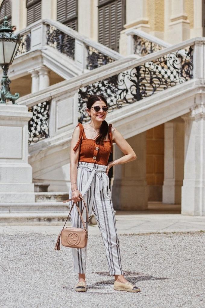 Chanel espadrilles outfit ideas3