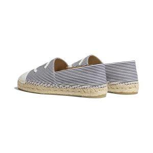 Chanel espadrilles tweed & patent2