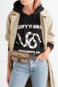 Ophidia iPhone Belt Bag
