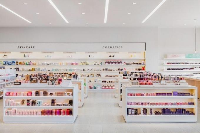 beauty brands store