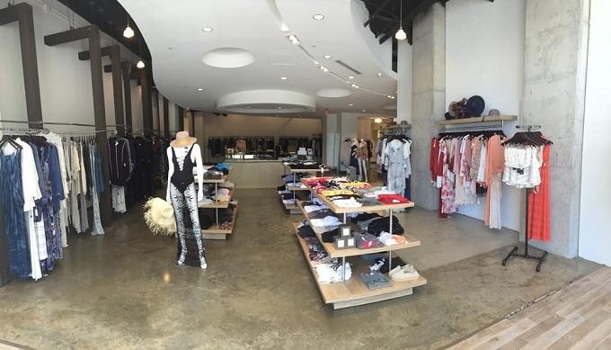 planet blue store