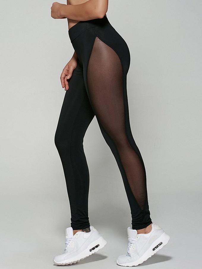 see-through leggings