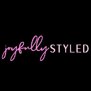 joyfully styled logo